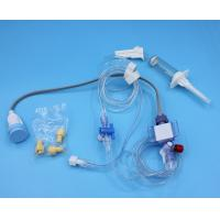 Buy cheap Grey Disposable Pressure Transducers With Abbott / Utah / Edward / BD / MEDEX / Philips Connecor from wholesalers