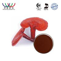 Buy cheap Red Reishi Mushroom Extract Ganoderma Lucidum Powder For Function Food from Wholesalers