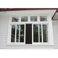 High Standard Aluminium Sliding Windows AS2048 Space Saving With Security Mesh
