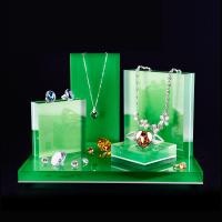 Buy cheap Advertising Acrylic Jewelry Display , Luxury A3 A4 Clear Acrylic Jewelry Stand from Wholesalers