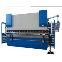 Buy cheap High Precision Plate Folding Machine , Sheet Metal Folding Machine With Estun E21 Nc System from Wholesalers