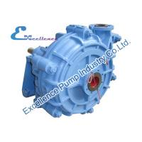 Quality High Head Slurry Pump Metal lined , Centrifugal Slurry Pump For Mineral Processing for sale