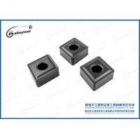 China Non Standard Cemented Carbide Inserts , Square Carbide Tool Inserts on sale