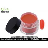 Buy cheap Custom Made Nail salon Dip Powder Harmless Red and Pink Color from wholesalers