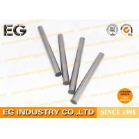 Buy cheap Small Carbon Graphite Rods 1.82 G/Cm3 Bulk Density With 6.49mm Custom Size from Wholesalers