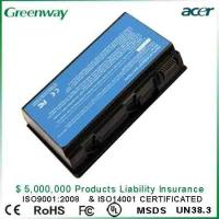 Buy cheap Super-Capacity Li-ion Battery For Acer Extensa 5210 5220 5620Z series TravelMate 5310 5320 5520G 5520 5710 5720 7520G from Wholesalers