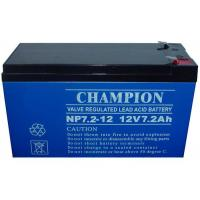 Buy cheap China Champion UPS Battery 12V7.2Ah NP7.2-12 Lead Acid AGM Battery VRLA Battery, SLA Battery from Wholesalers