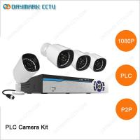 Buy cheap HD bullet power line communication camera system for home surveillance from Wholesalers