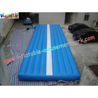 Buy cheap Inflatable Sports Game Air Tumble Track, Professional Gym Tumble Track For Tumbling Sports from Wholesalers