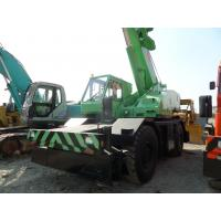USED KOBELCO RK250-II Rough Terrain Crane for sale original 25t used kobelco for sale