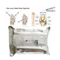 Buy cheap Pure 1ml 2ml 3ml 5ml Non Cross-linked Sodium Hyaluronic Acid Knee Injection filler from Wholesalers