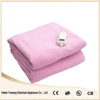 Buy cheap 100% electric blanket with single controller from wholesalers