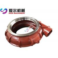 Quality High Chrome Cast Irom Slurry Pump Parts Fit To  Slurry Pumps Wear Reisitant for sale