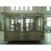 Buy cheap PLC Hot Juice Filling Machine , 380V Soda And Soft Drink Making Machine  from Wholesalers