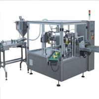 Food packing Hygienic standard water pouch packing machine price for sale