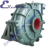 Buy cheap Slurry Pump For Iron Ore / Coal Washer Processing / Metal Mine from Wholesalers