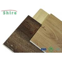 China Eco Friendly SPC Vinyl Plank Flooring , Luxury Vinyl Wood Plank Flooring on sale