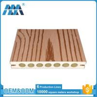 China High Quality Swimming Pool WPC Decking Outdoor Waterproof Engineered Wood Flooring on sale