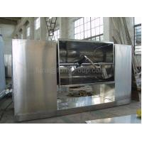 Stainless Steel Wet Powder Mixing Machine Professional 20L / Batch For Feed