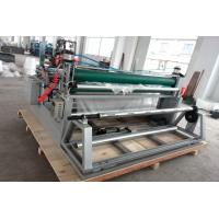 Buy cheap 4.5kw Rewinding Fabric Roll Cutting Machine , ALT-1200 Fabric Slitting Machine from Wholesalers