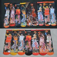 China Attention please, 2016 NEW ARRIVED 3D NBA PLAYER SOCKS, ONLY I OFFER IT on sale