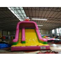 Buy cheap China Supplier hot selling good quality inflatable slip n slide/ infatable dry slip n slide for kids and adults from wholesalers