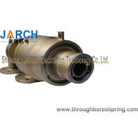 Round 3 / 8'' to 4''   pipe threading thermal oil rotary joint rebar coupler Max temperature:245℃