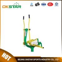 Buy cheap outdoor gym equipment steel based zinc powder coating Elliptical Trainer-OK-T07C from Wholesalers