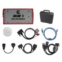 Quality Cummins Inline 5 Insite 7.62 For Cummins Engine Diagnosis tool With Multi Languages SAE J1708/J1587 and J1939/CAN for sale