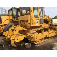 China Used Caterpillar Crawler Bulldozer D6D