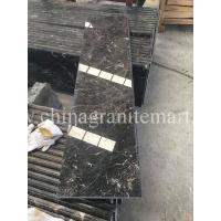Buy cheap China Dark Emperador  Marble stair step stone stair Dark Brown marble stairs Brown marble risers from wholesalers