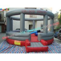 Buy cheap Commercial Inflatable Sports Games , Inflatable Interactives Fighting Game from Wholesalers