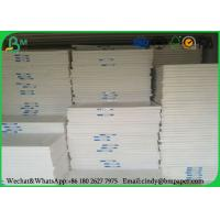 Buy cheap Office Using Woodfree Uncoated Mechanical Paper In Roll / Ream Size Customized from Wholesalers