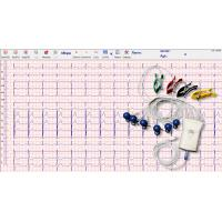 China Handheld ECG Machine China Resting ECG Test Factory for Vales&Hills ' Grey ECG Acquisition Box on sale