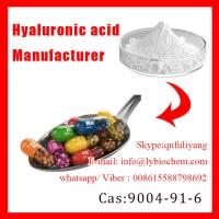 Buy cheap Top grade Food/Cosmetic/Injection grade Hyaluronic Acid /Sodium Hyaluronate/HA powder from wholesalers