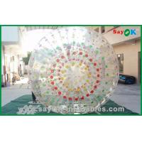 Buy cheap Kids Fun Park Inflatable Sports Games 2.3x1.6m Used Zorb Ball from Wholesalers