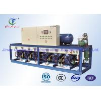 China High Efficiency Piston Parallel Compressor Single Stage Parallel on sale