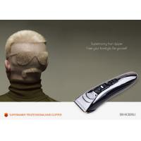 China Multi-Function Pro Hair Clippers Corded / Cordless With Titanium Blade on sale