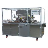 Buy cheap Adjustable Speed Cellophane Packaging Machine , Over Wrapping Machine With Tear Tape from Wholesalers