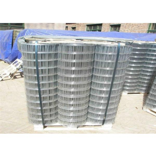Heavy Zinc Coated Welded Wire Mesh , Anti - Corrosion Concrete Metal ...