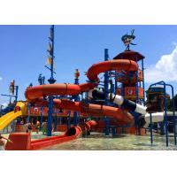 Buy cheap Multi Color Water Playground Equipment 1030M Size For Water Amusement Park from wholesalers