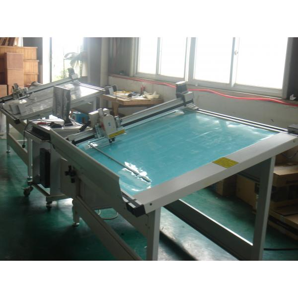 Card Paper Photo Frame Cutter Machine Max Acceleration Speed 4500 Mm ...