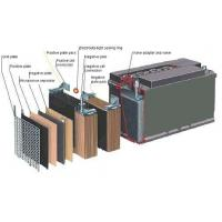 Buy cheap DIN70027 12V 200Ah Deep Cycle Battery A Layout STD Terminal 518X273X216 mm from Wholesalers