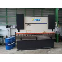 Buy cheap 3200 160 Ton Electric CNC Press Brake Machine High Speed For Bending Doors Frame from Wholesalers