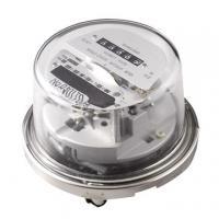 China Electromechanical Socket Energy Meter , digital electric watt hour meter on sale