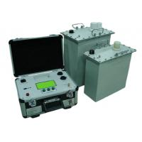 Buy cheap Light Weight Original model VLF Test Set With Control Unit / Transformers from wholesalers