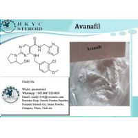 Buy cheap Natural Male Enhancer Steroid Powder Avanafil For Sex Enhancement Enhancement from Wholesalers