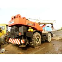 USED TADANO TR500EX 50T Rough Terrain Crane For SALE Original Japan for sale