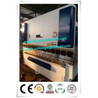 Buy cheap WC67Y-100Tx2500 NC Hydraulic Press Brake , Hydraulic Bending Machine For Plate from Wholesalers
