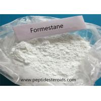 Buy cheap Anti Estrogen Steroids 99% Formestane Lentaron Powder CAS 566-48-3 Treating Breast Cancer from wholesalers